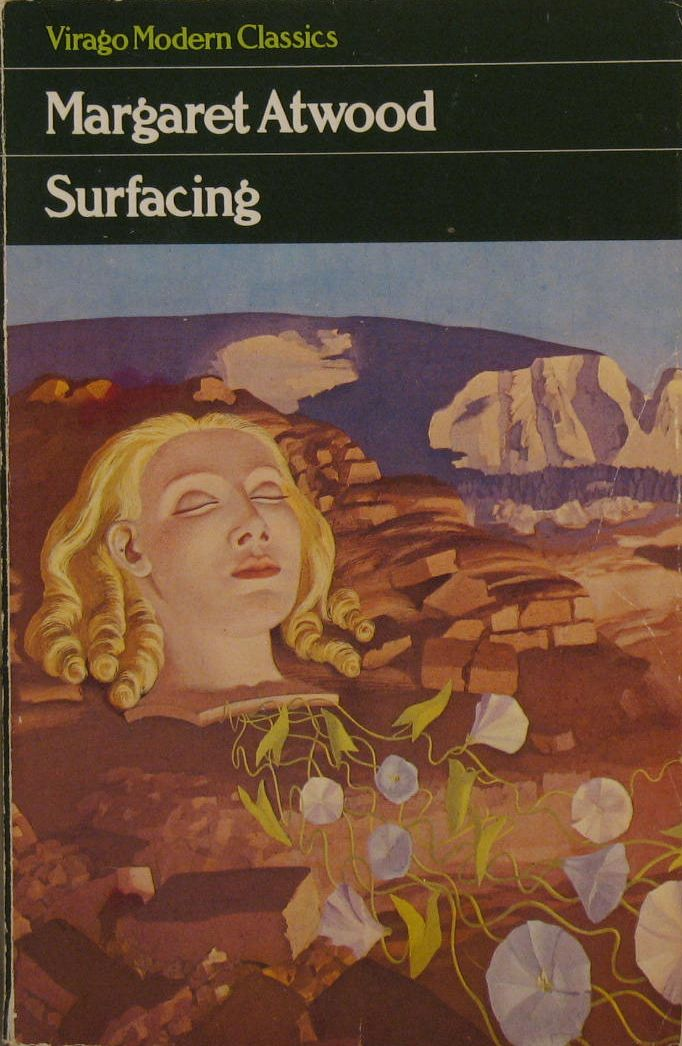 margrett atwoods surfacing essays Surfacing is the second published novel by canadian author margaret atwood it was first published by mcclelland and stewart in 1972 in her essay margaret atwood.