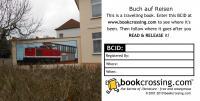 Buch auf Reisen
