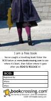 I am a free book