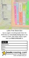 Little Free Book Box