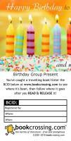 Birthday Group Present