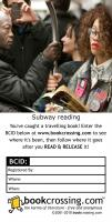 Subway reading