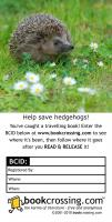 Help save hedgehogs!