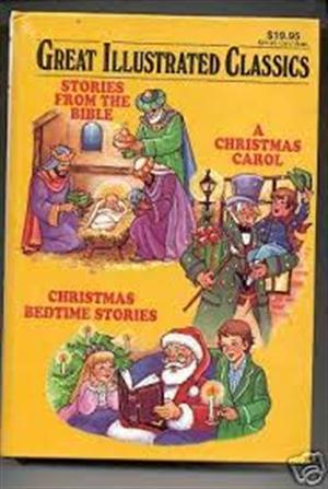 medium great illustrated classics a christmas carol christmas bedtime stories - Christmas Bedtime Stories
