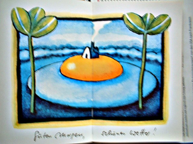 Der Olle Hansen Und Seine Stimmungen Bilder Und Gedichte