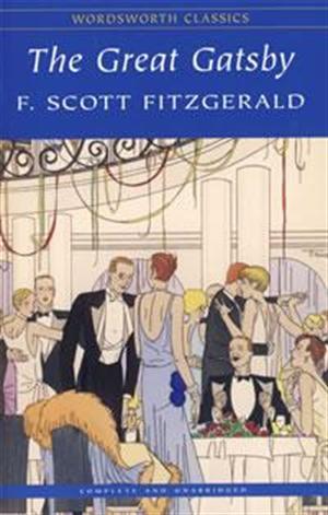 The Great Gatsby (Wordsworth Classics) | BookCrossing.com