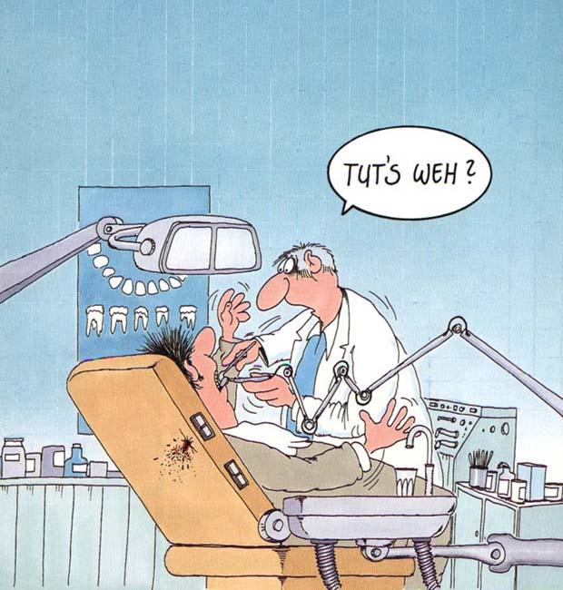 zahnarzt witzig